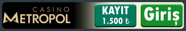 CasinoMetropol Giriş Butonu