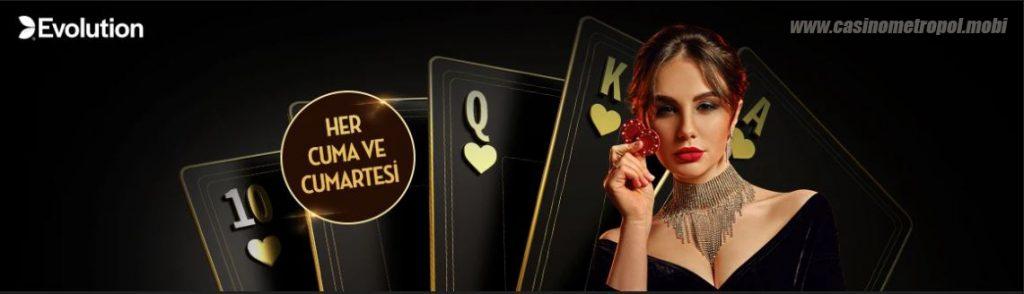 Casino Metopol328 Giriş - Türkçe Blackjack'te Kazançlı Saatler